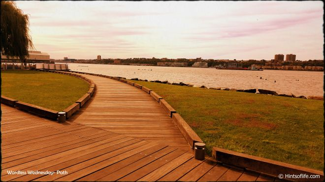Hudson River_Riverside Park_Southside_Wordless Wednesday